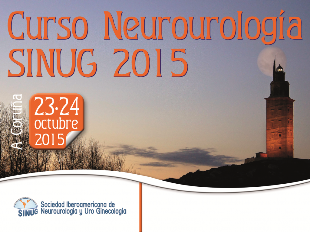 Curso Neurourología SINUG 2015